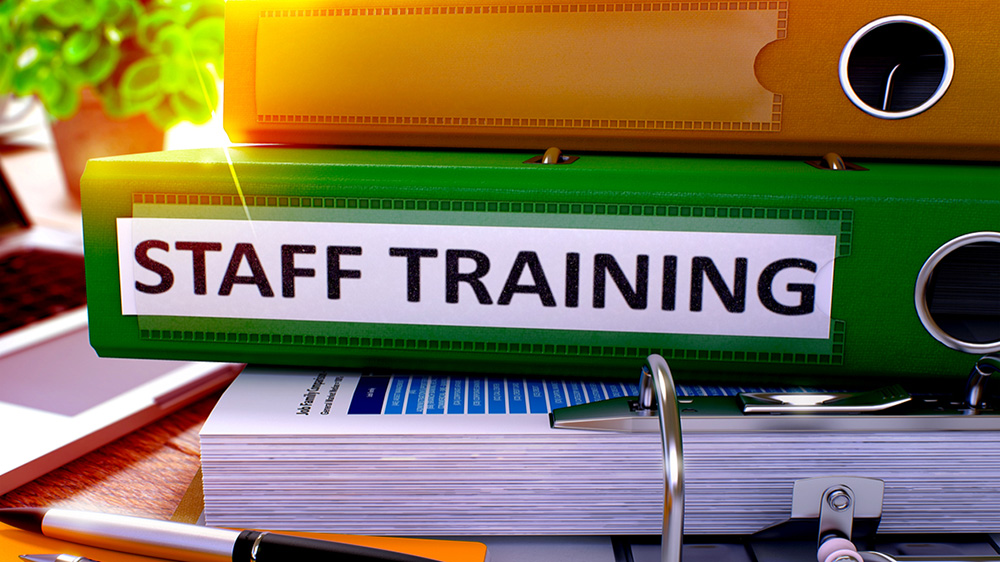 importance of staff training