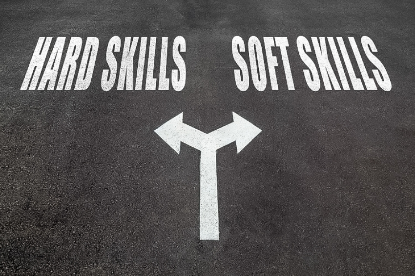 soft and hard skills