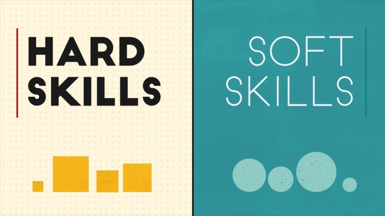 soft and hard skills