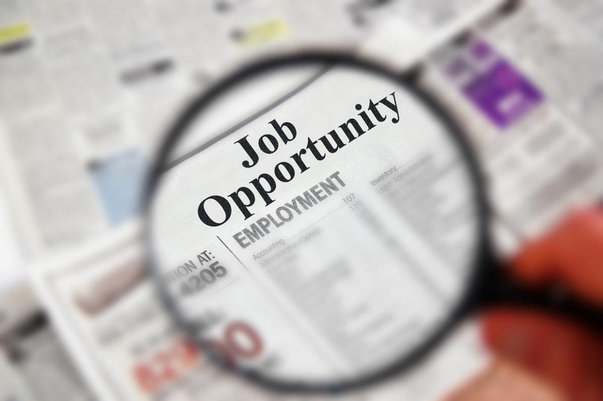 Ten tips for finding a job