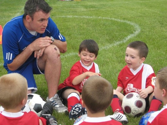 What are the skills of a successful youth football coach?
