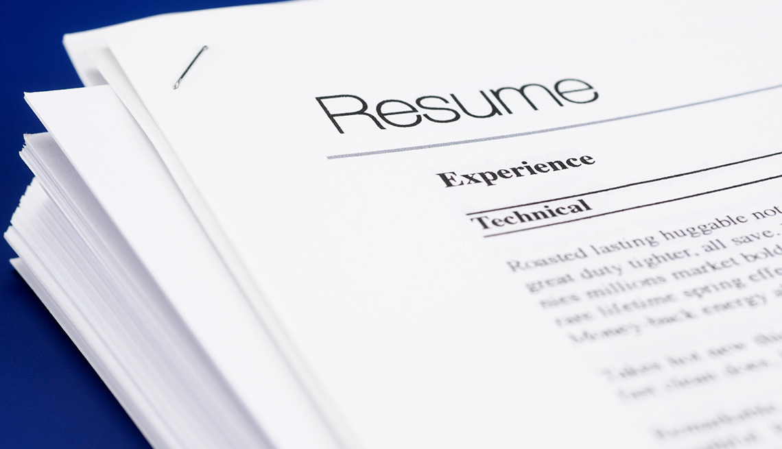 10 simple strategies to improve your resume